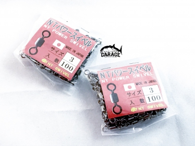 NT Power Swivel Pro-Pack 100pcs #3 96kg