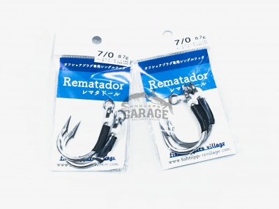 FTV Remantador Hook : Poppers & Stickbaits Hook